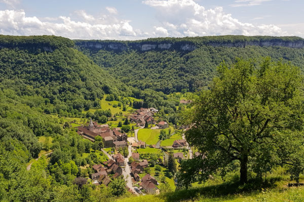 Granges sur Beaume, en Jura